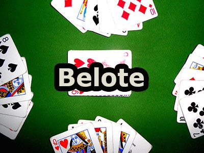Play Belote Online for Real Money