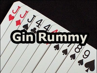 Play Gin Rummy Online for Money