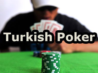 Play Turkish Poker aka Türk Pokeri