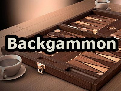 Play Backgammon For Money