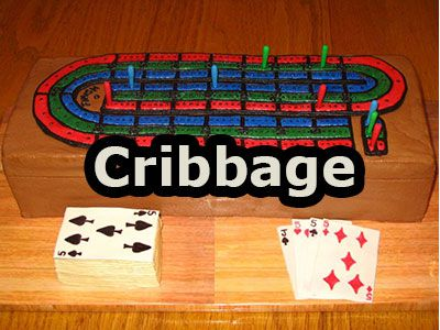 Play cribbage online for money