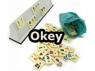 Play Okey Rummy Online aka Turkish Okey Game