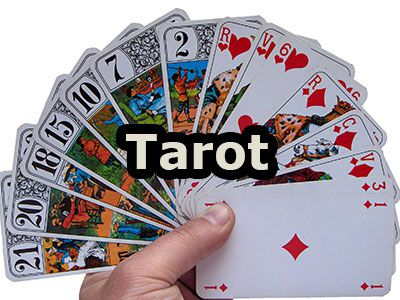 Play French Tarot Online