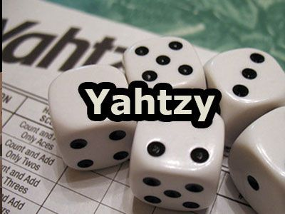 Play Yahtzee Online, where you can also find yahtzee for money.