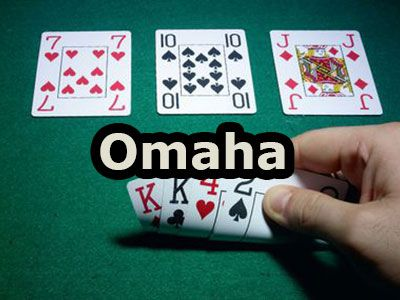 Play Omaha Online for Real Money