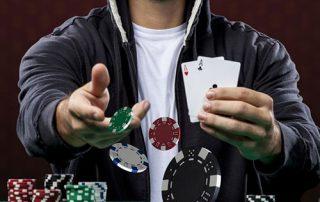 poker stile