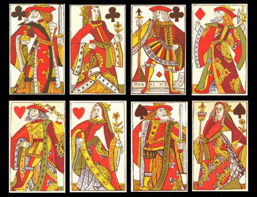 The Invention Of Playing Cards