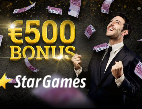 StarGames €500 Welcome Bonus And Goodbye Skill7
