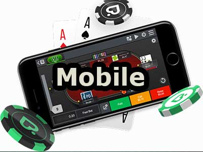 best mobile poker sites real money