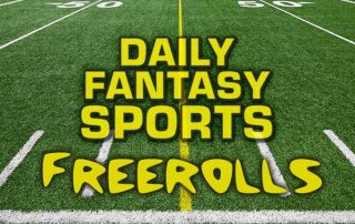 daily fantasy sports freerolls