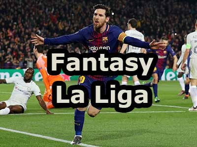 fantasy spanish league for money