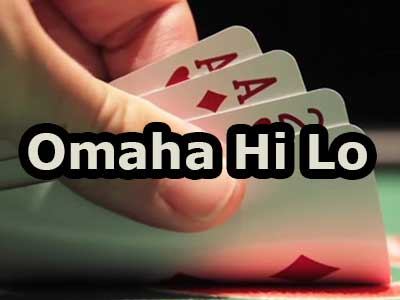 omaha high low cash game