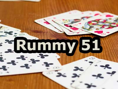 play rummy 51 online for money