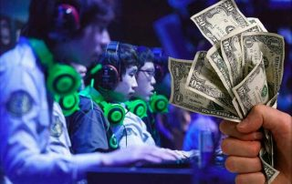 play esports for money
