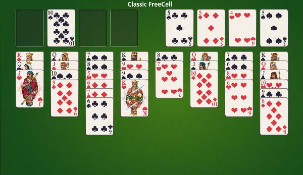 competitive freecell