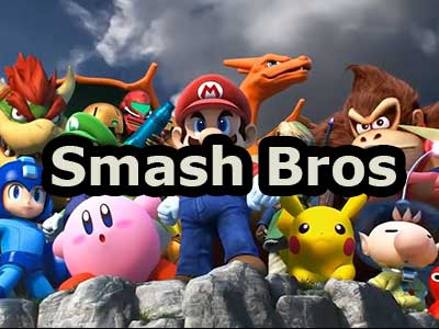 Super Smash Bros for Money
