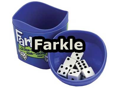 Play Farkle for money Online Farkle tournaments